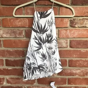 PacSun Bamboo Forest Halter Top
